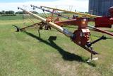 Westfield MK100-61 Swing Hopper Auger, 540 PTO