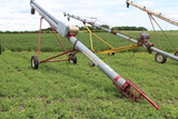 """Hutchinson 10""""x Approx 31' Auger, Approx 10 HP Elec Motor"""