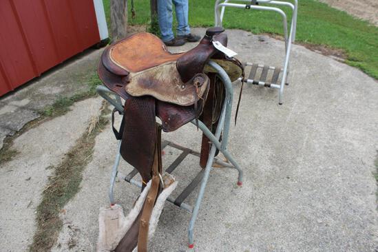 "15 1/2"" Barrel Saddle"