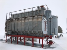 SUPER B SD500VQ STAINLESS STEEL GRAIN DRYER,