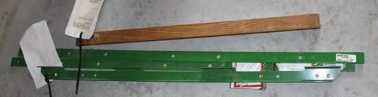 H130530 WOOD CHAIN GUIDE, JD 9400, 9410, 9500,