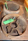 FAMOUS ENGINE PULLEY, 3 LUG 6
