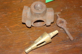 NEW HOLLAND 3 WAY VALVE, CUSTOM MADE