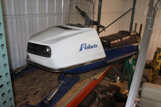 1973 Polaris Snowmobile, Running Condition, SN- 092588, Model- 0741029