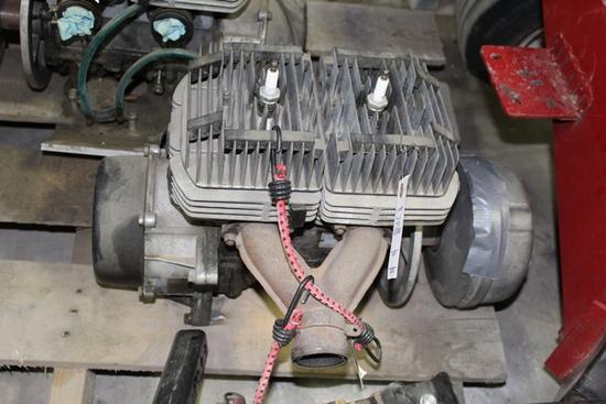 Polaris 340 Engine