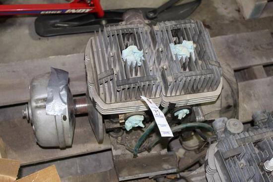 Polaris 440 Engine