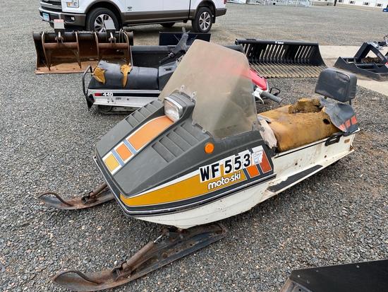 1974-1975 Moto Ski Model 4316,