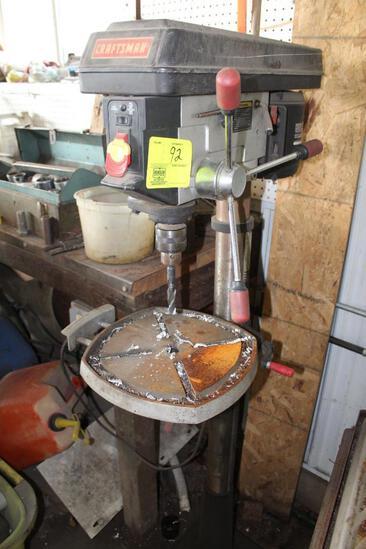 Craftsman 12SP Floor Model Drill Press