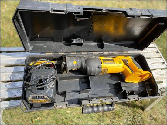 18V DeWalt Recip. Saw