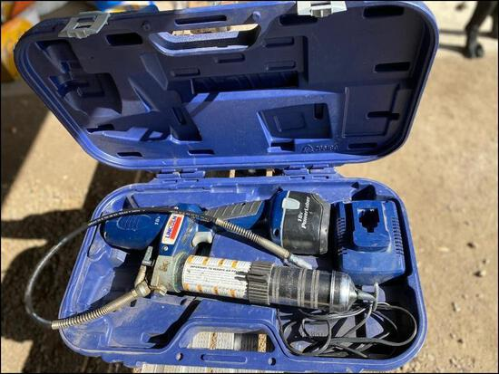 18V Lincoln Power Luber Grease Gun