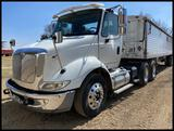 2005 International 8600 Semi, Cat C-13 Engine, Day Cab, Air Ride Cab, 10 Spd, AirRide,