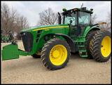 2008 John Deere 8230 MFWD Tractor, 1959 Actual Hours!!, 16 Spd Power Shift,