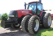 2002 CaseIH MX270 MFWD Tractor
