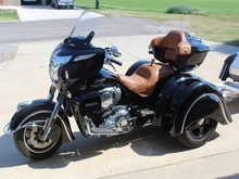***2016 Indian Motorcycle Roadmaster