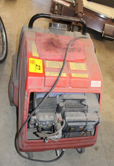 CAM Spray Hot Pressure Washer