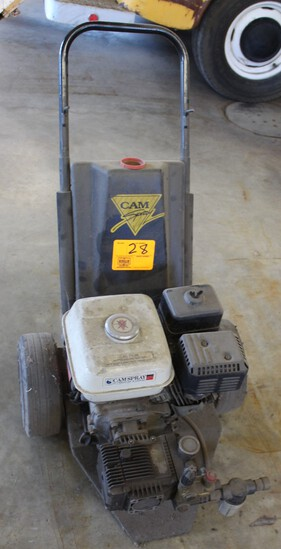 CAM Spray Pressure Washer, Cold, Honda 5.5 HP