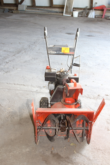 "Ariens ST350 3.5 HP, 20"" Walk Behind Snowblower"