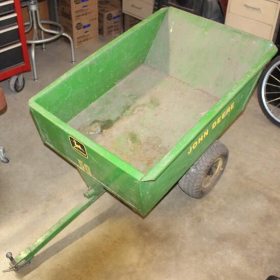 John Deere 50 Utility Lawn Cart