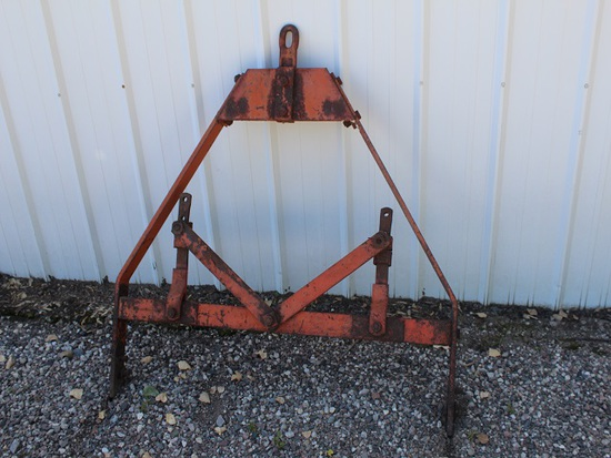 AC 2PT Hitch, Tax Or Sign ST3 Form, Located 520 Dupont Ave. NW, Renville, M