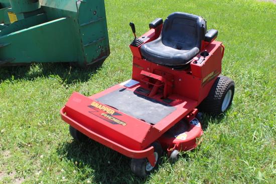 "Snapper Yard Cruiser Zero Turn Lawn Mower, 38"" Deck, 13 Hp Engine, New Batt"