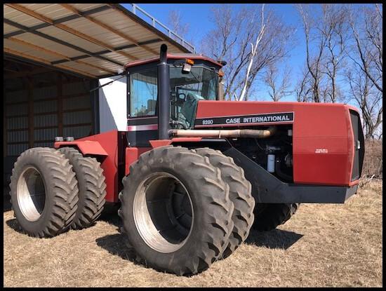 BOB MARKS ESTATE -  FARM, CONSTRUCTION EQUIPMENT