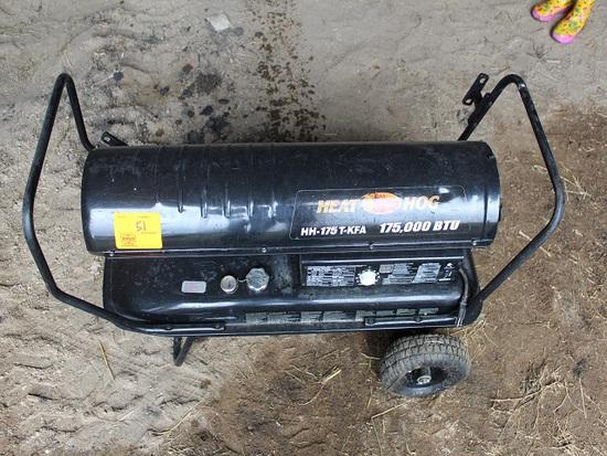 Heat Hog 175,000 BTU Knipco Style Heater