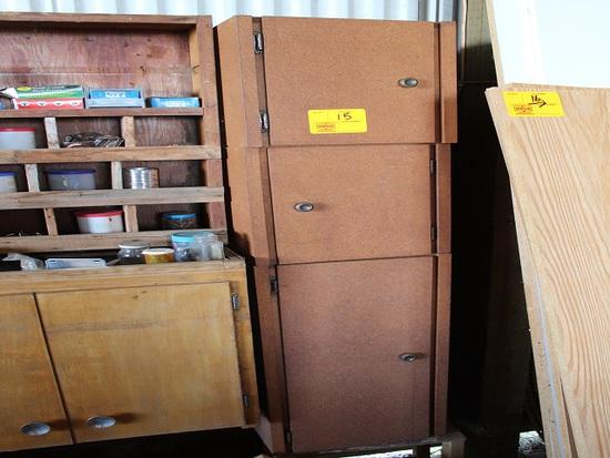 Stackable Cabinet