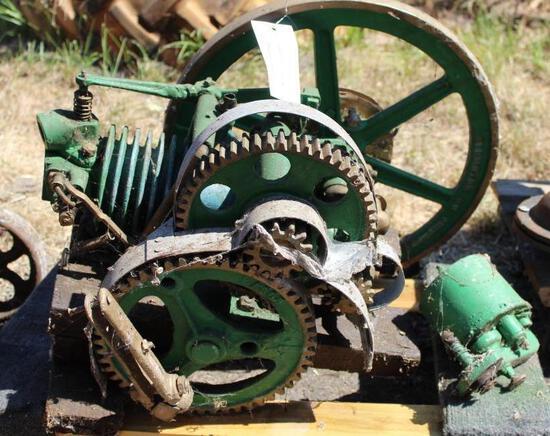 Aermotor Gas Engine for Windmill
