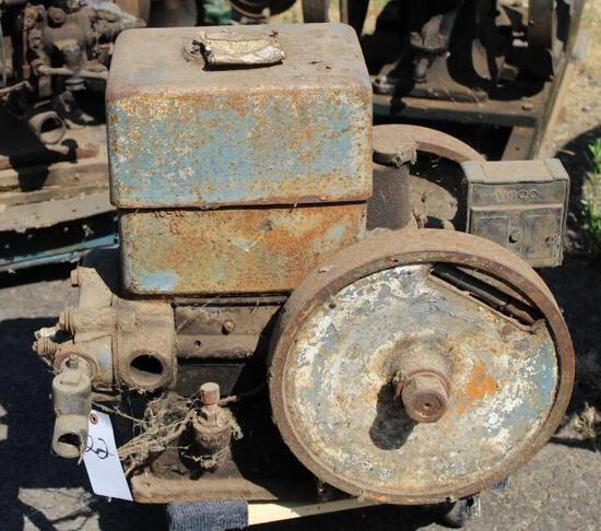 Cushman Model R30 4HP Gas Engine
