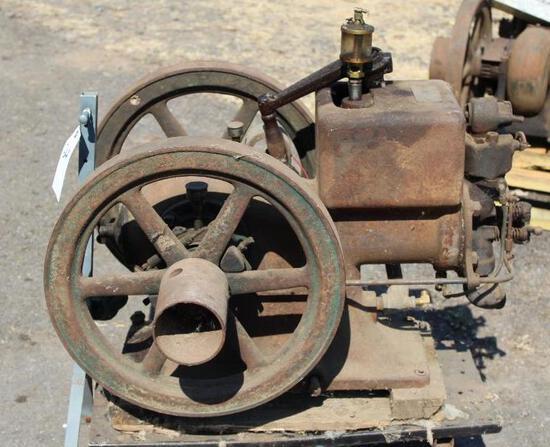 International 1.5HP Gas Engine, on Truck