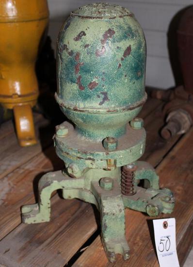 Seattle Machine Works 1 Inch Water Ram, Complete