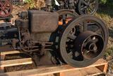 McCormick Deering 2.5HP Gas Engine, Igniter Fired