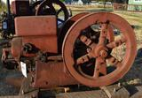 Economy by Hercules 2.5HP Gas Engine, Complete