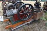 International Harvester Tom Thumb Air Cooled Gas Engine, Needs Assembly,