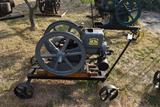 Fairbanks Morse Type H 2HP Gas Engine, Throttle Governed, Igniter Fired, Fully Restored