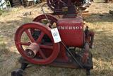 Emerson 1.5HP Gas Engine, Has Been Converted to Spark Plug, Comes With New Igniter Ignition System