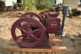Olds Type A No. 2 Gas Engine, Hopper Cooled, Restored and Complete