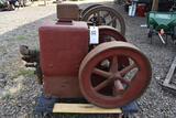 Oshkosh Partial Restoration Gas Engine, Hopper Cooled, Not Complete