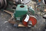Fairbanks Style D 2HP Gas Engine, Appears Complete