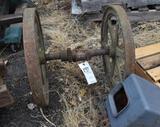 John Deere Crank and Flywheels