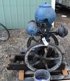 Monitor Type VJ 2HP Vertical Gas Engine