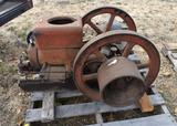 Fairbanks Morse 3HP Z Gas Engine, May Be Missing Some Parts