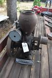 Monitor Type VJ 1 1/4HP Vertical Gas Engine, Original Condition, Appears Complete