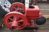 Field and Brundige 1.5HP Gas Engine, Restored, Complete, Running Condition