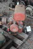 Kohler 7HP Gas Engine, Appears Complete