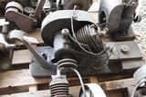 Ironhorse Model X-205 Kick Start Engine, Appears Complete