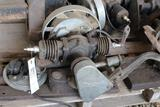 Maytag Kick Start Twin Cylinder Gas Engine