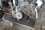 Ironhorse Kick Start Gas Engine, Missing Parts