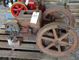 Mcloyd 1 3/4HP Gas Engine, Appears Complete, Original Condition