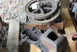 Little Jumbo Model P 1 3/4HP Gas Engine, Disassembled, Comes with Many Parts